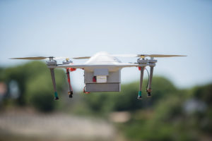 Drone security service - Advance security system